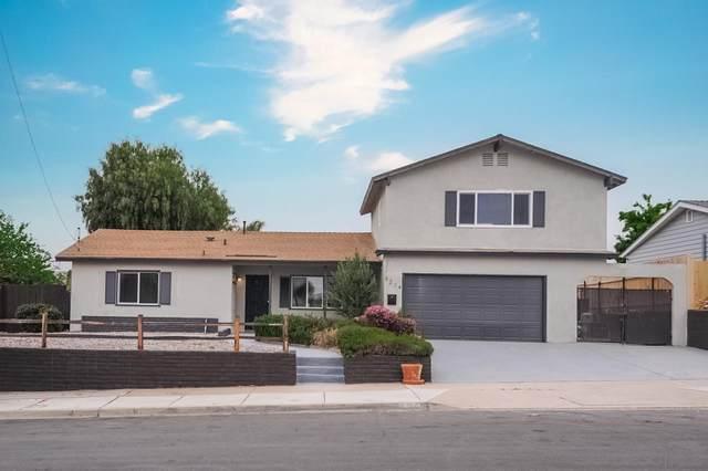 9214 Fenway Rd, Santee, CA 92071 (#210012107) :: Keller Williams - Triolo Realty Group