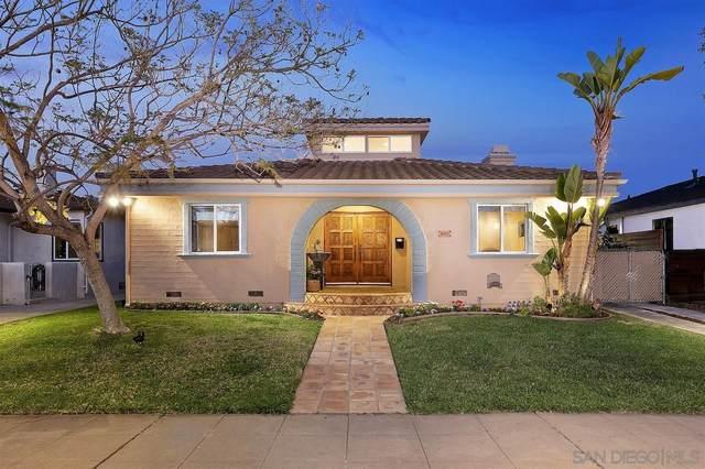 4667 Winona Avenue, San Diego, CA 92115 (#210012123) :: Neuman & Neuman Real Estate Inc.