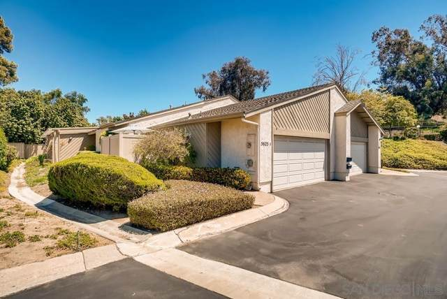 5625 Lake Murray Blvd B, La Mesa, CA 91942 (#210012127) :: Keller Williams - Triolo Realty Group