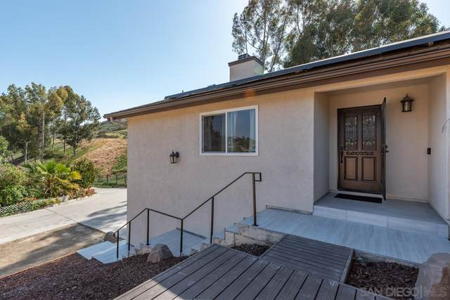 8440 Fanita Dr, Santee, CA 92071 (#210012128) :: The Legacy Real Estate Team