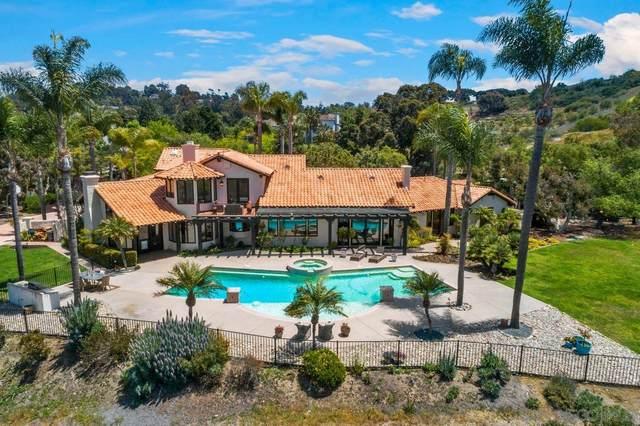 4098 Stonebridge Lane, Rancho Santa Fe, CA 92067 (#210012132) :: Keller Williams - Triolo Realty Group