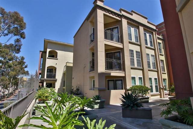1270 Cleveland Ave #319, San Diego, CA 92103 (#210012139) :: Compass