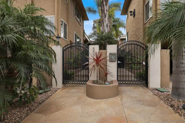 5075 Narragansett Ave #104, San Diego, CA 92107 (#210012151) :: Neuman & Neuman Real Estate Inc.
