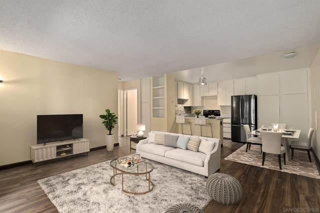 6394 Rancho Mission Rd #115, San Diego, CA 92108 (#210012152) :: Neuman & Neuman Real Estate Inc.