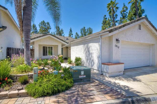 1875 Cathedral Glen, Escondido, CA 92029 (#210012157) :: Team Forss Realty Group