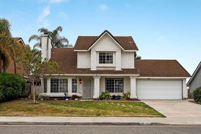4703 Crestmont Pl, Oceanside, CA 92056 (#210012159) :: Wannebo Real Estate Group