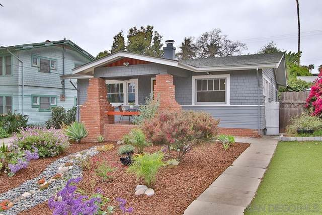 1350 29Th St, San Diego, CA 92102 (#210012163) :: Neuman & Neuman Real Estate Inc.
