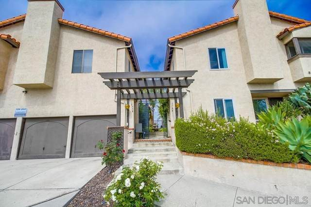 3774 33rd St Unit 3, San Diego, CA 92104 (#210012174) :: SD Luxe Group