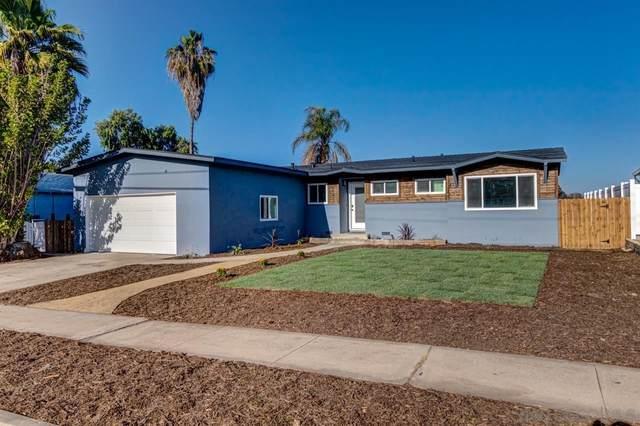 6105 Samuel St., La Mesa, CA 91942 (#210012190) :: Keller Williams - Triolo Realty Group