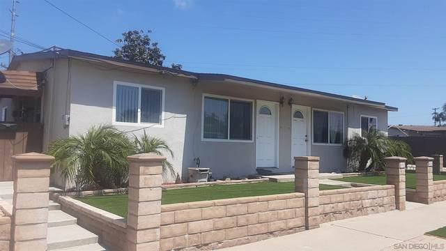 4002-4 Fond Du Lac Ave, San Diego, CA 92117 (#210012207) :: Yarbrough Group