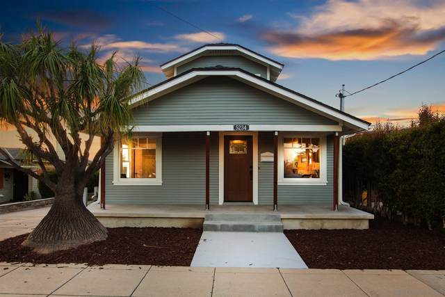 5234 35Th St, San Diego, CA 92116 (#210012211) :: Neuman & Neuman Real Estate Inc.