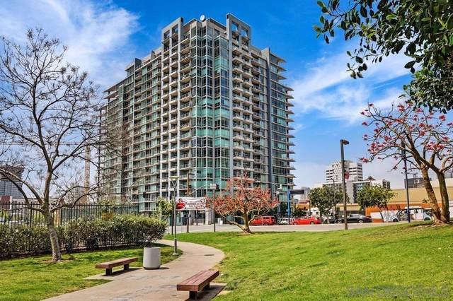 1080 Park Blvd #313, San Diego, CA 92101 (#210012216) :: Neuman & Neuman Real Estate Inc.