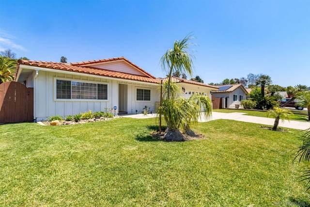 3839 Corral Canyon Rd, Bonita, CA 91902 (#210012234) :: Neuman & Neuman Real Estate Inc.