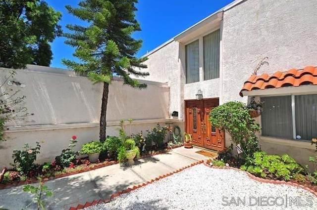 6144 Camino Rico, San Diego, CA 92120 (#210012235) :: Neuman & Neuman Real Estate Inc.