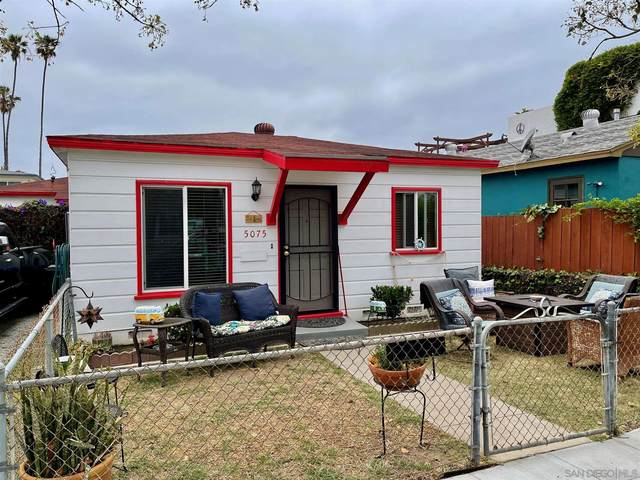 5073-5075 Long Branch, San Diego, CA 92107 (#210012237) :: Neuman & Neuman Real Estate Inc.