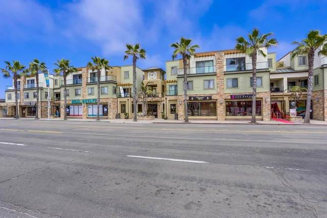 4151 Mission Blvd #208, San Diego, CA 92109 (#210012261) :: Yarbrough Group