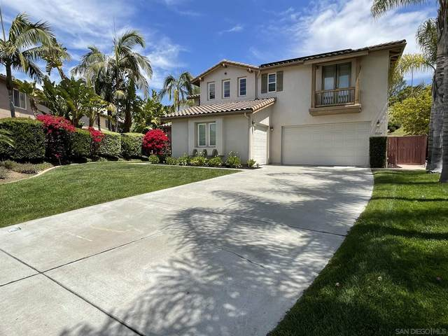 15204 Palomino Mesa Rd, San Diego, CA 92127 (#210012285) :: The Legacy Real Estate Team