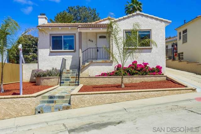606 Arroyo Dr, San Diego, CA 92103 (#210012308) :: SD Luxe Group