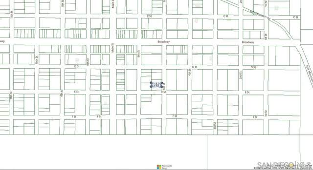 Lot 5 5th St #5, Borrego Springs, CA 92004 (#210012310) :: Neuman & Neuman Real Estate Inc.