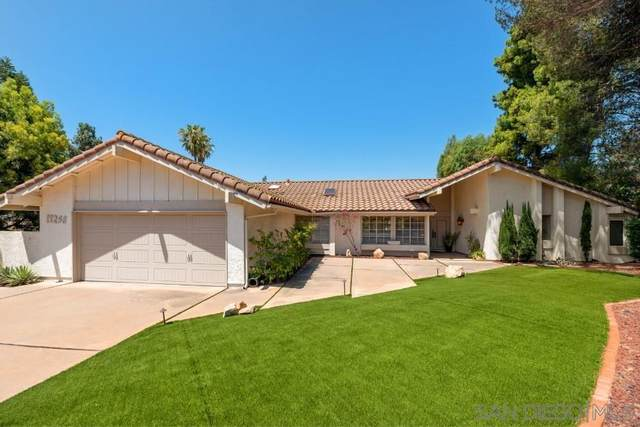 17258 Saint Andrews Dr, Poway, CA 92064 (#210012327) :: Wannebo Real Estate Group