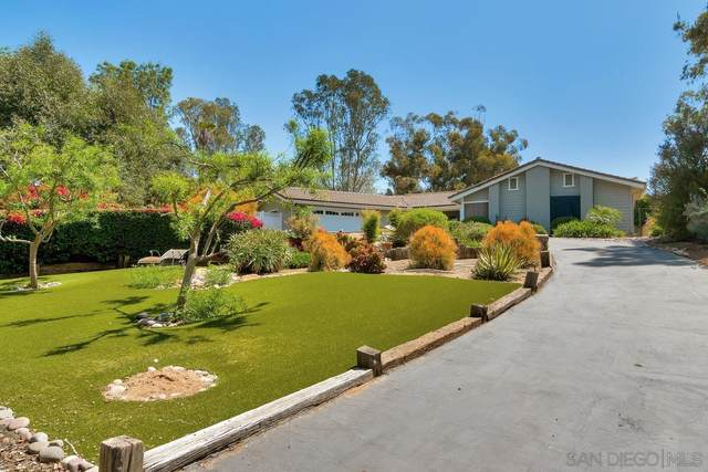 2068 Vista Hermosa Way, El Cajon, CA 92019 (#210012328) :: Neuman & Neuman Real Estate Inc.