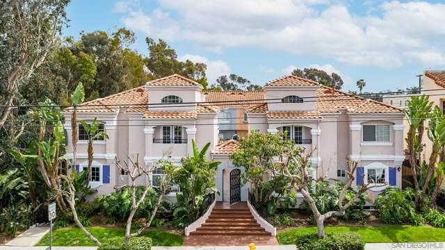 1437 Robinson, San Diego, CA 92103 (#210012334) :: SD Luxe Group