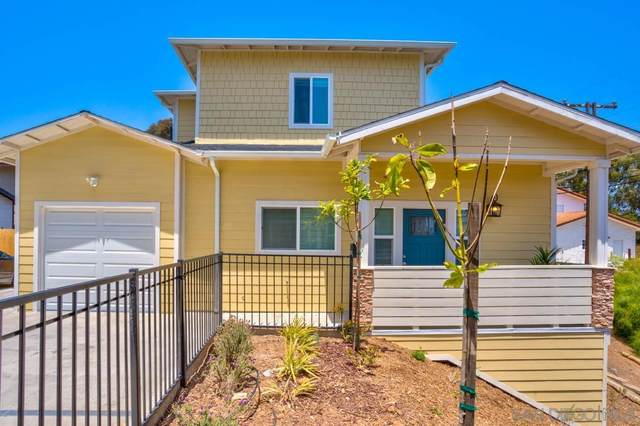 3573 Nile St., San Diego, CA 92104 (#210012380) :: Yarbrough Group