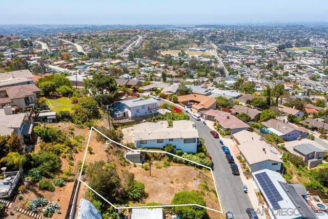 Vacant Land On Sheldon Dr #9, La Mesa, CA 91941 (#210012387) :: SD Luxe Group