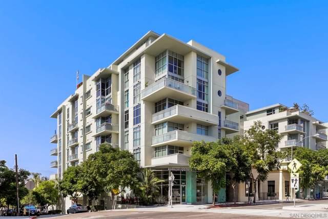 3812 Park Blvd #314, San Diego, CA 92103 (#210012388) :: Dannecker & Associates