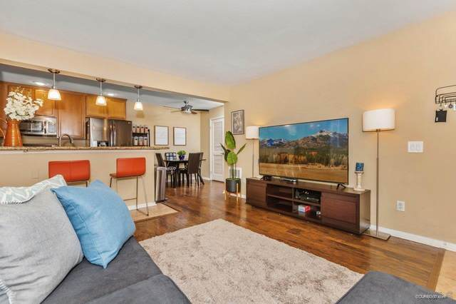 7767 Margerum #152, San Diego, CA 92120 (#210012410) :: The Legacy Real Estate Team