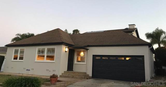 3111 Meadow Grove Dr, San Diego, CA 92110 (#210012415) :: The Stein Group