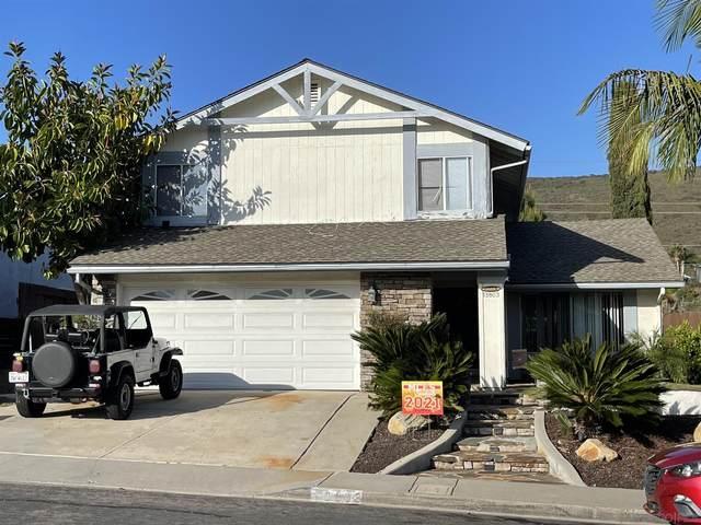 13803 Paseo Cardiel, San Diego, CA 92129 (#210012443) :: San Diego Area Homes for Sale