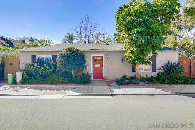 4528 Norma Dr, San Diego, CA 92115 (#210012447) :: Keller Williams - Triolo Realty Group