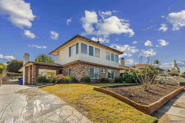 2027 Illion St, San Diego, CA 92110 (#210012449) :: The Stein Group