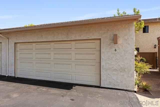 6050 Henderson Dr #6, La Mesa, CA 91942 (#210012451) :: Wannebo Real Estate Group