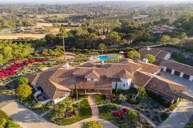18170 Via Roswitha, Rancho Santa Fe, CA 92067 (#210012452) :: SunLux Real Estate