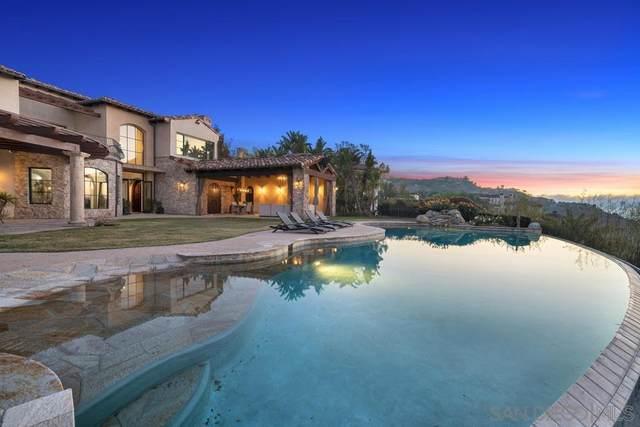 8044 Camino De Arriba, Rancho Santa Fe, CA 92067 (#210012455) :: Keller Williams - Triolo Realty Group