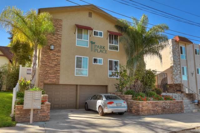 4109 Park Pl, San Diego, CA 92116 (#210012490) :: The Stein Group