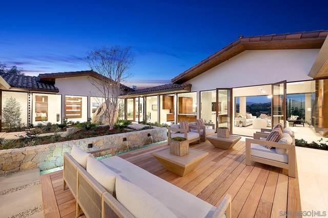 18080 Via De Fortuna, Rancho Santa Fe, CA 92067 (#210012510) :: SD Luxe Group