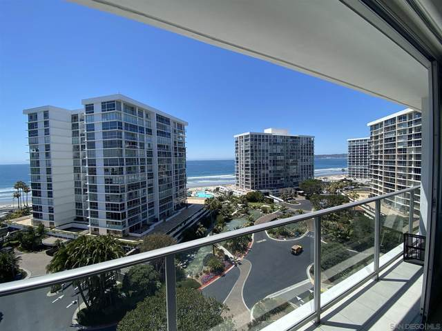 1770 Avenida Del Mundo #901, Coronado, CA 92118 (#210012531) :: The Legacy Real Estate Team