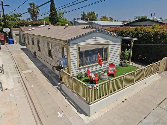 2326 Wightman Street, San Diego, CA 92104 (#210012533) :: The Stein Group