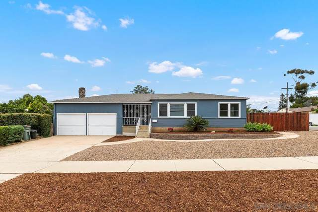 331 First Ave, Chula Vista, CA 91910 (#210012538) :: The Legacy Real Estate Team