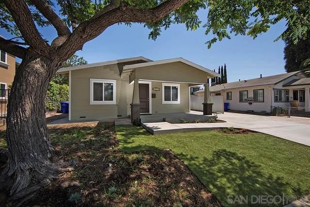 4567-4571 Felton St, San Diego, CA 92116 (#210012542) :: The Stein Group