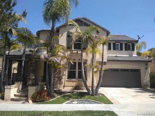 1465 Old Janal Ranch Rd, Chula Vista, CA 91915 (#210012548) :: The Legacy Real Estate Team