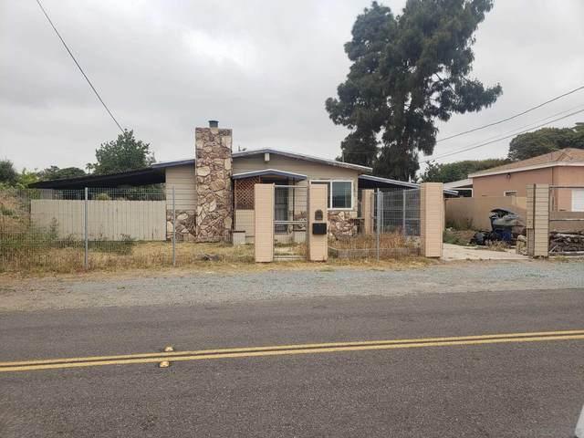 152 Emerson  Street, Chula Vista, CA 91911 (#210012549) :: The Legacy Real Estate Team