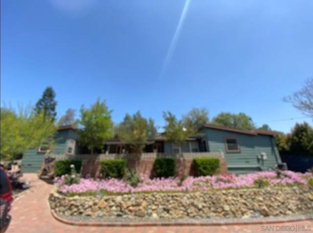 1162 Pine Drive, El Cajon, CA 92020 (#210012551) :: Neuman & Neuman Real Estate Inc.
