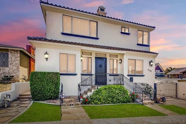 2431 Curlew St, San Diego, CA 92101 (#210012588) :: Dannecker & Associates