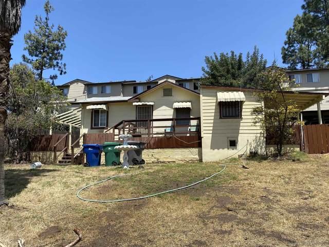 12828-12830 Mapleview St, Lakeside, CA 92040 (#210012596) :: Neuman & Neuman Real Estate Inc.