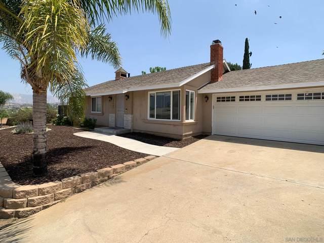 13747 Los Coches Road East, El Cajon, CA 92021 (#210012607) :: The Legacy Real Estate Team