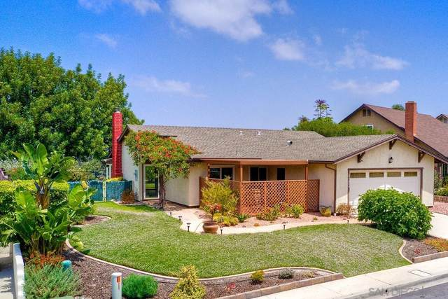 11064 Madrigal St, San Diego, CA 92129 (#210012613) :: The Legacy Real Estate Team